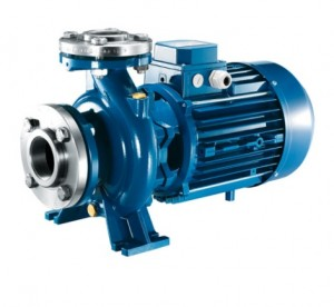 CM horizontal centrifugal pump with cast iron body and rotor